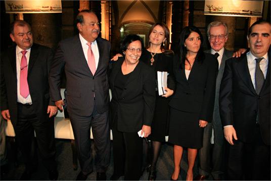 Keluarga Carlos Slim Helu